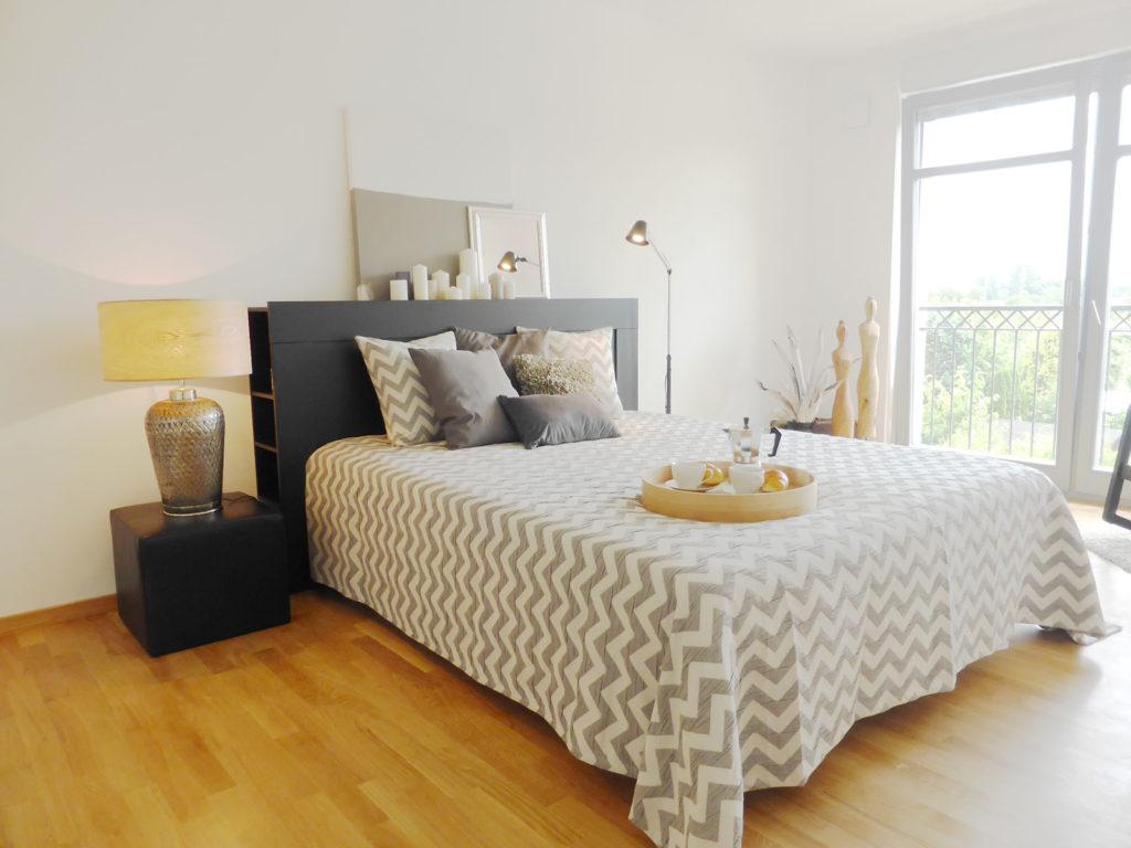Schlafzimmer nacher