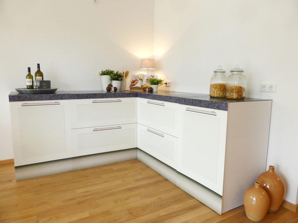 Küche nacher