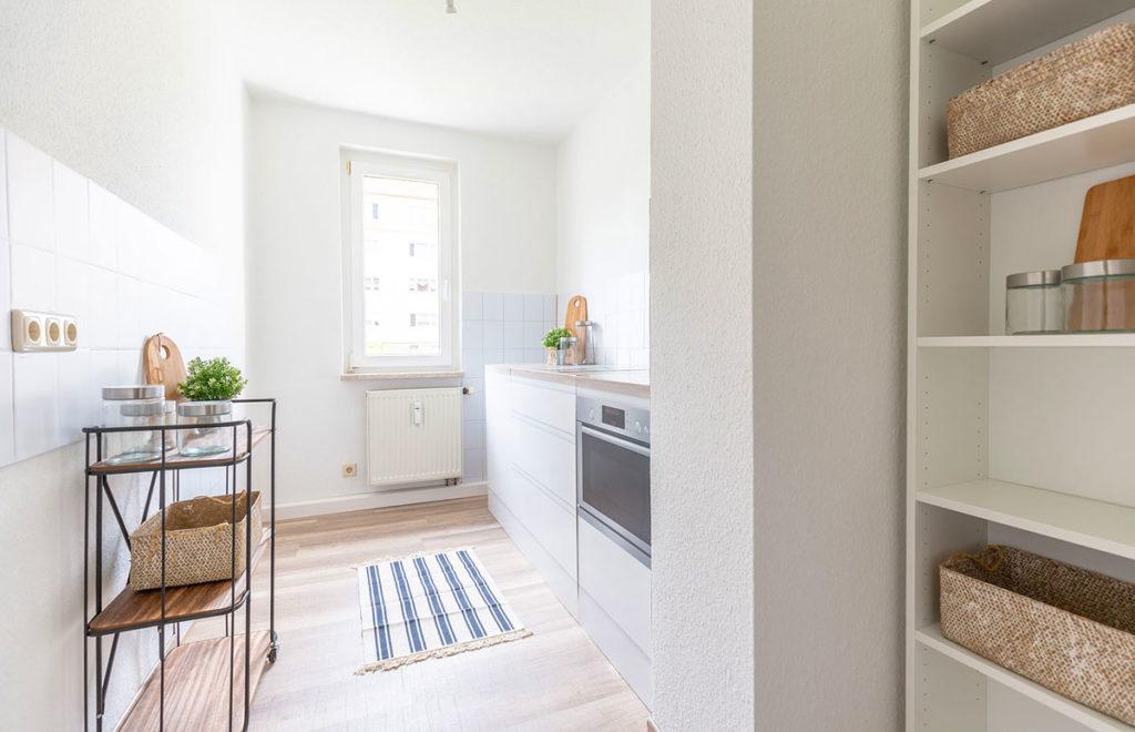 Küche nach Home Staging